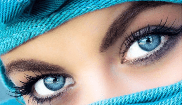 5 Most Beautiful and The Rarest Eye Colors | Inkbeau