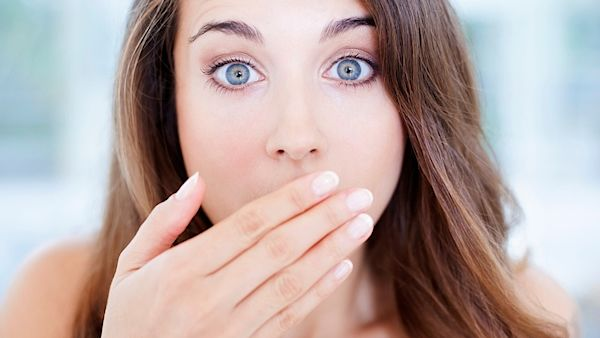 Bad breath from keto diet