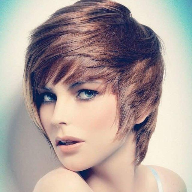 10 Stylish Short Pixie Haircut For Different Face Shapes In Trend In