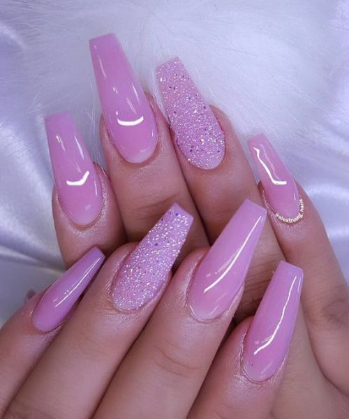 coffin nail designs matte