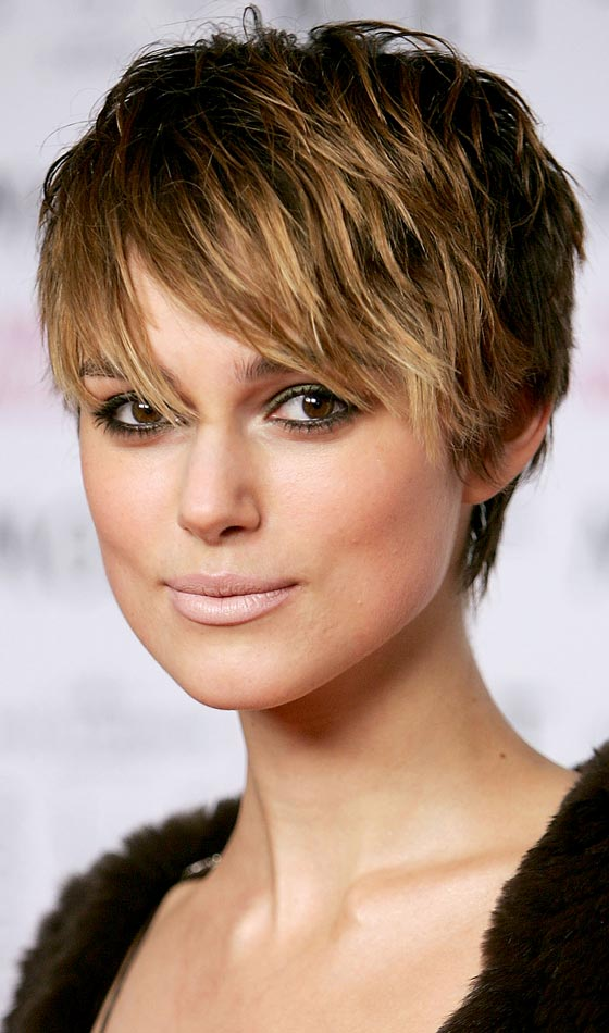 Pixie Cut For Square Face
