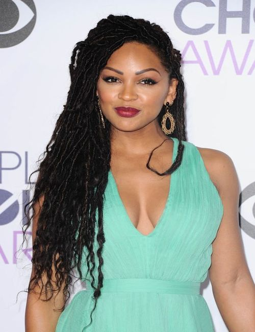 hottest black actresses