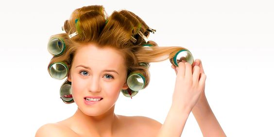 how to use hot rollers for volume