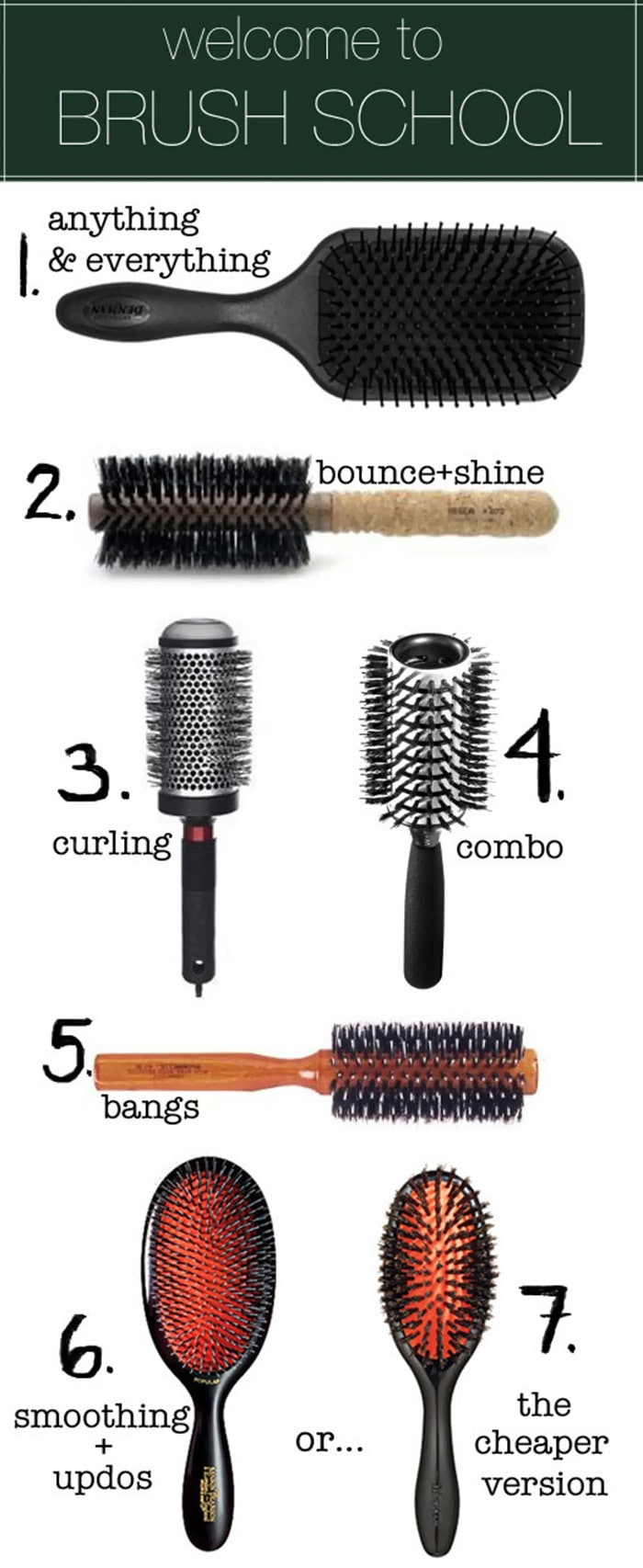 beauty hacks for hair