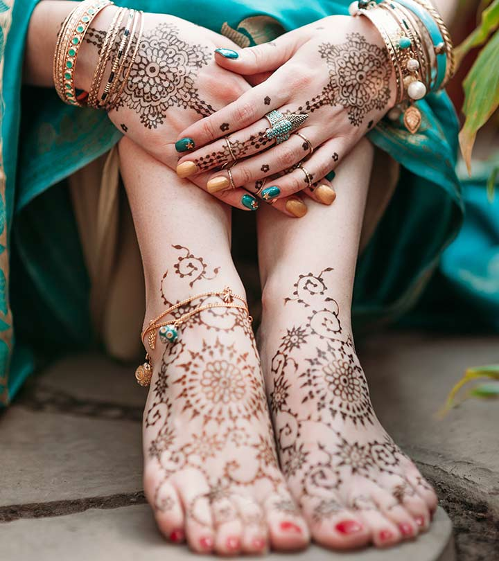 6 Proven Tips To Get The Dark & Desirable Mehendi Color!
