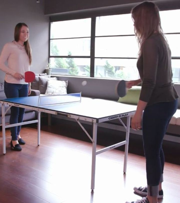 How Table Tennis is Perfect for Family Bonding