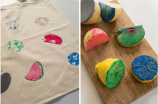 Fabric Printing for juniors