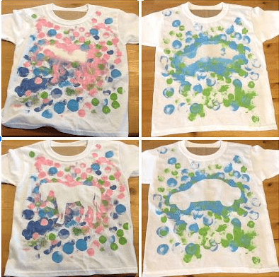 Fabric Printing for children