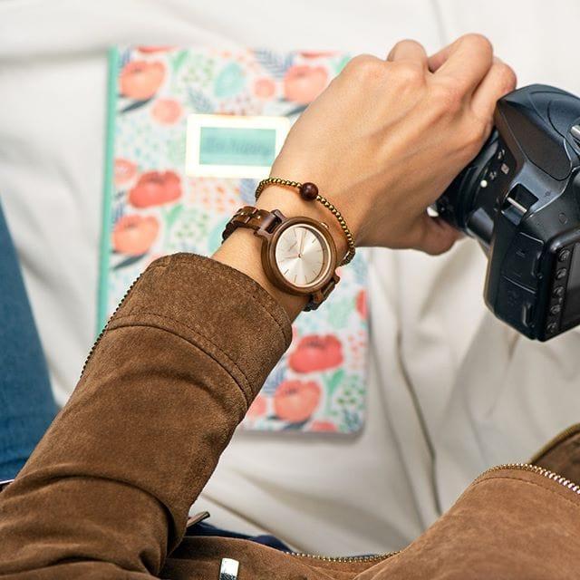 Online Wooden Watch