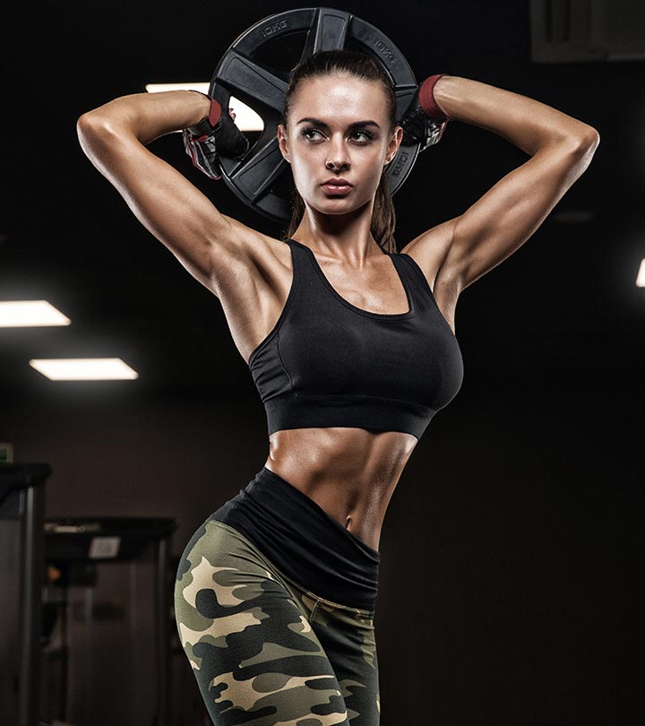 5 Reasons Why Women Should Lift Heavy in the Gym