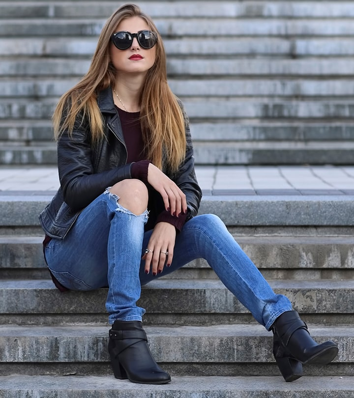 5 Best Shoes to Wear With Jeans Aug 2019