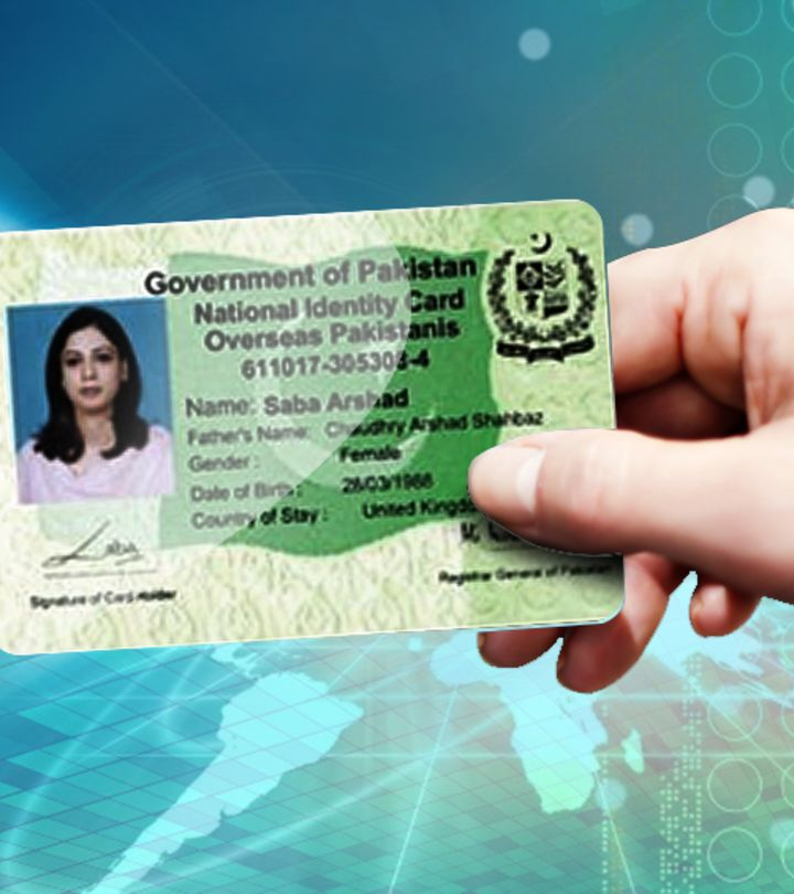 Using the NADRA system to apply for NICOP details could not be easier.