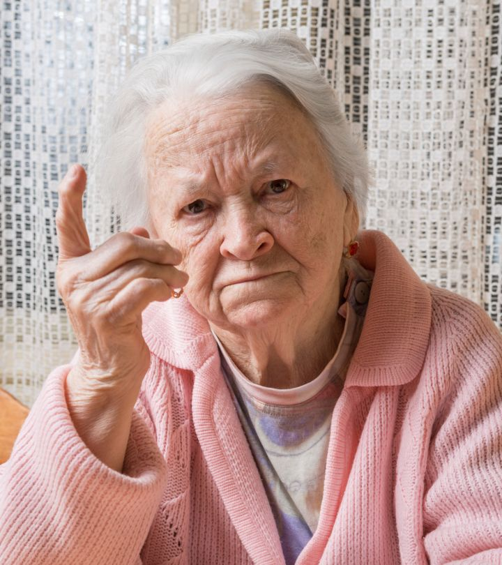 5 Reasons Of Paranoia In Aging Parents