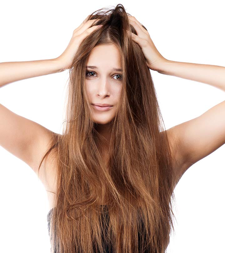 What are the Causes of dry hair; useful tips for you to get rid of it