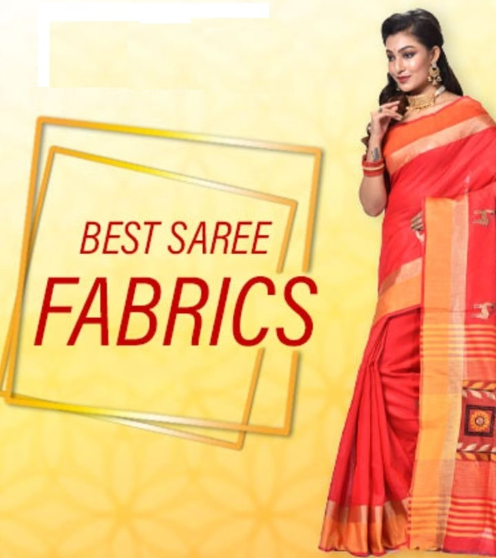 Buy Sarees Online in  the USA: Best Fabrics for a Saree