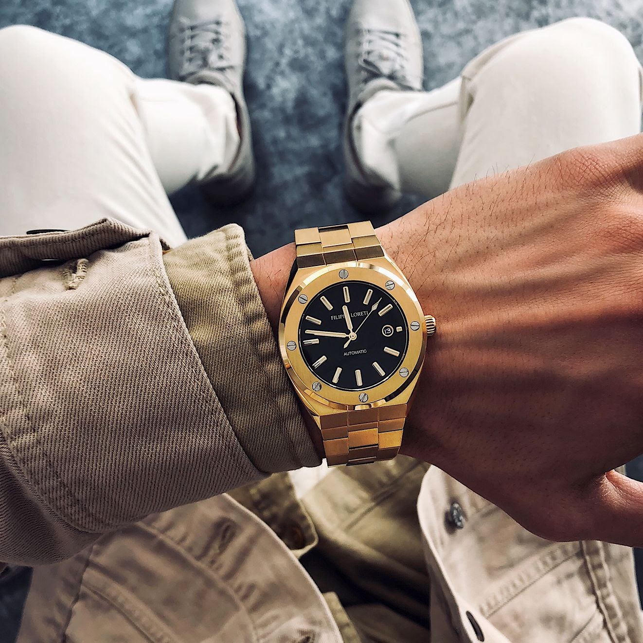 Why We Believe Buying from Filippo Loreti is The Best Way to Shop for Genuine Mens Watches Online