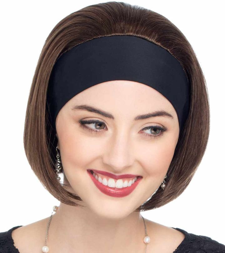 Why should you get a headband wig?