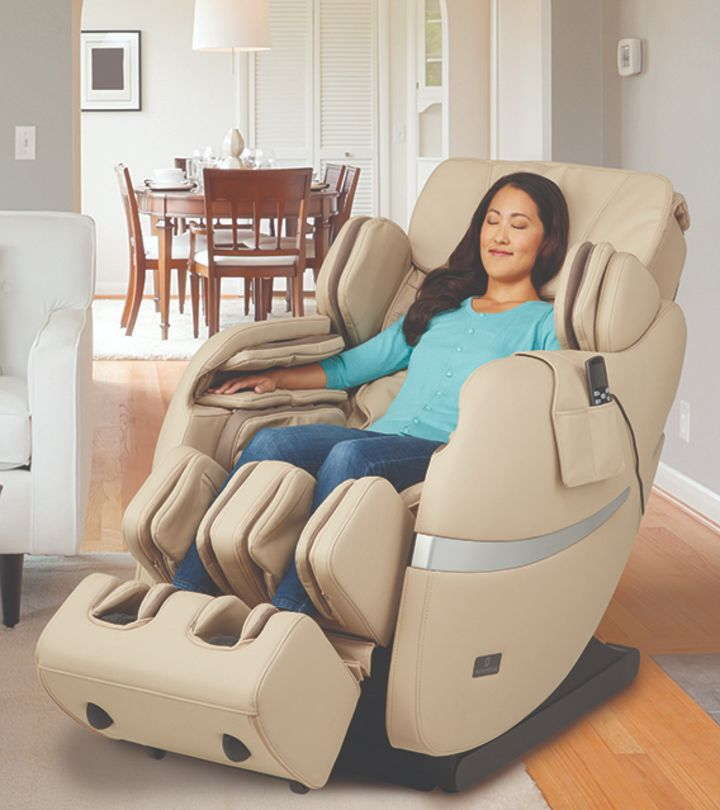 The Three Essential Benefits of Massage and How Massage Chairs Can Help