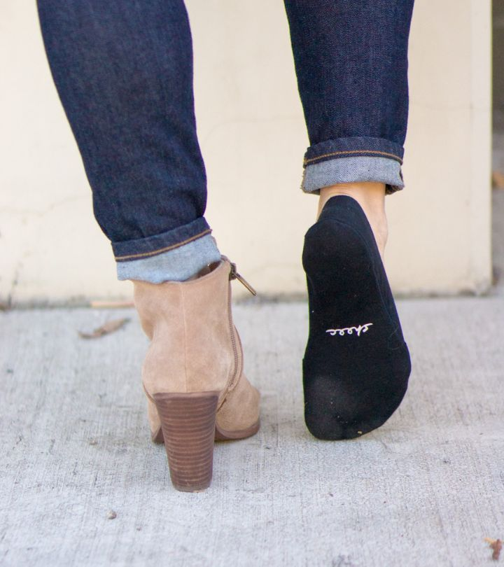 "6 Reasons Why No-show Socks Are Essential for the ""No Sock"" Look"
