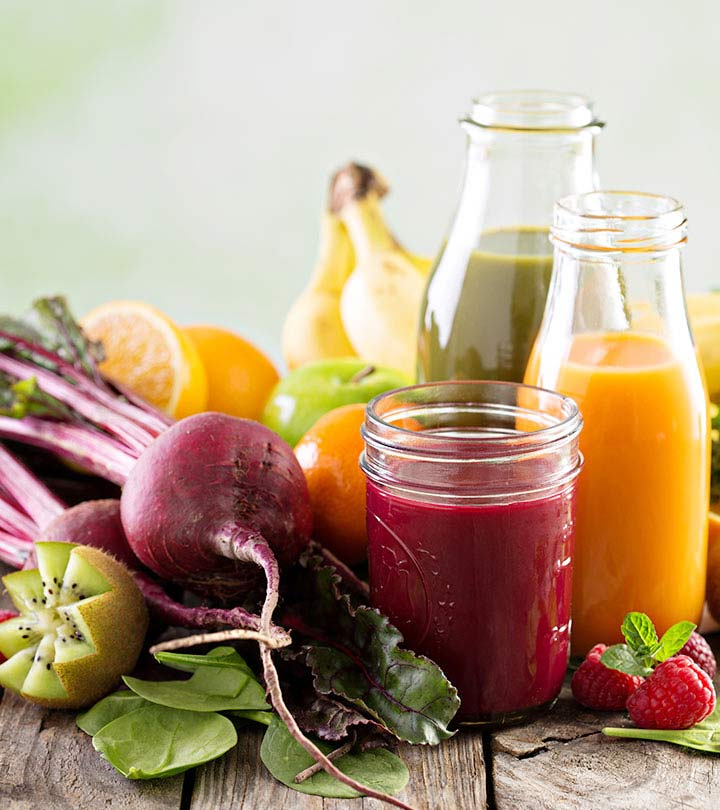 5 Drinks To Turbocharge Your Health In The Morning