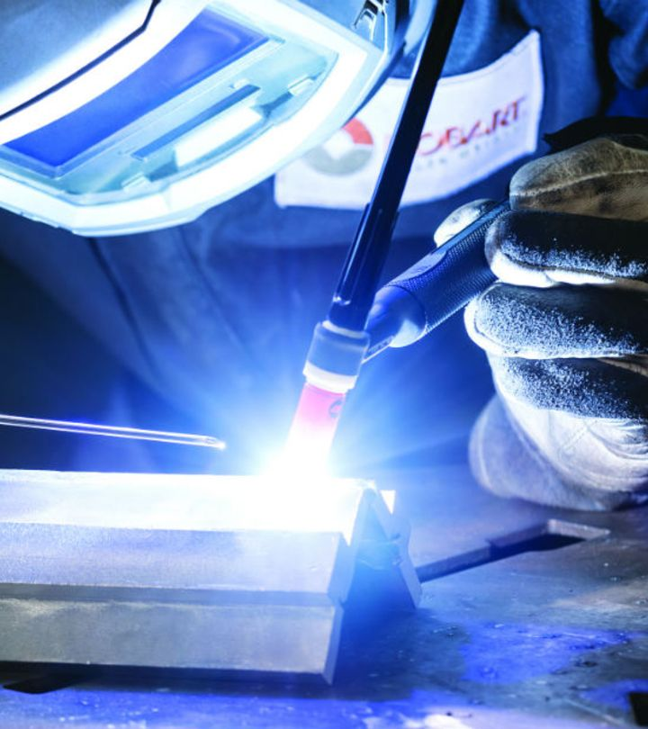 Understanding the 3 Common Weld Cleaners