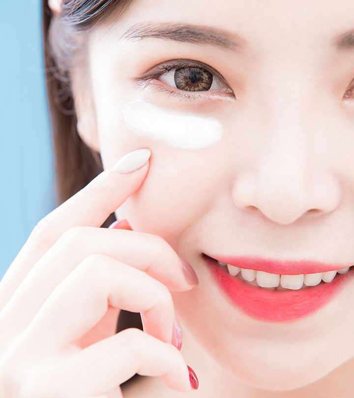 When to Start Using Eye Cream