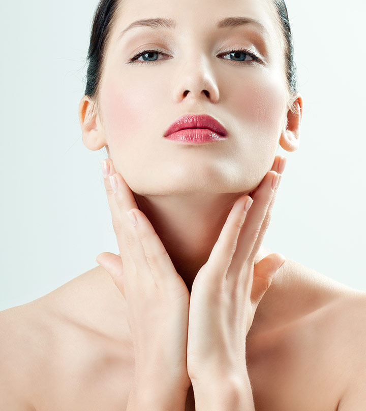 4 EFFECTIVE WAYS TO TREAT NECK WRINKLES