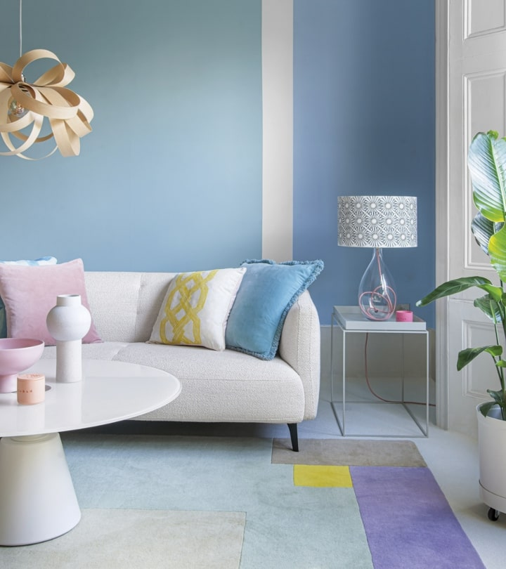 Ways That Instantly Add Colour And Interest In A Dull Home