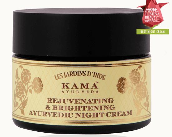 ayurvedic night cream