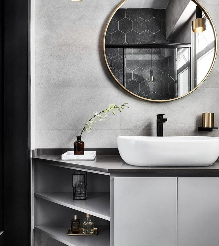 Make the Most of Your Bathroom Space