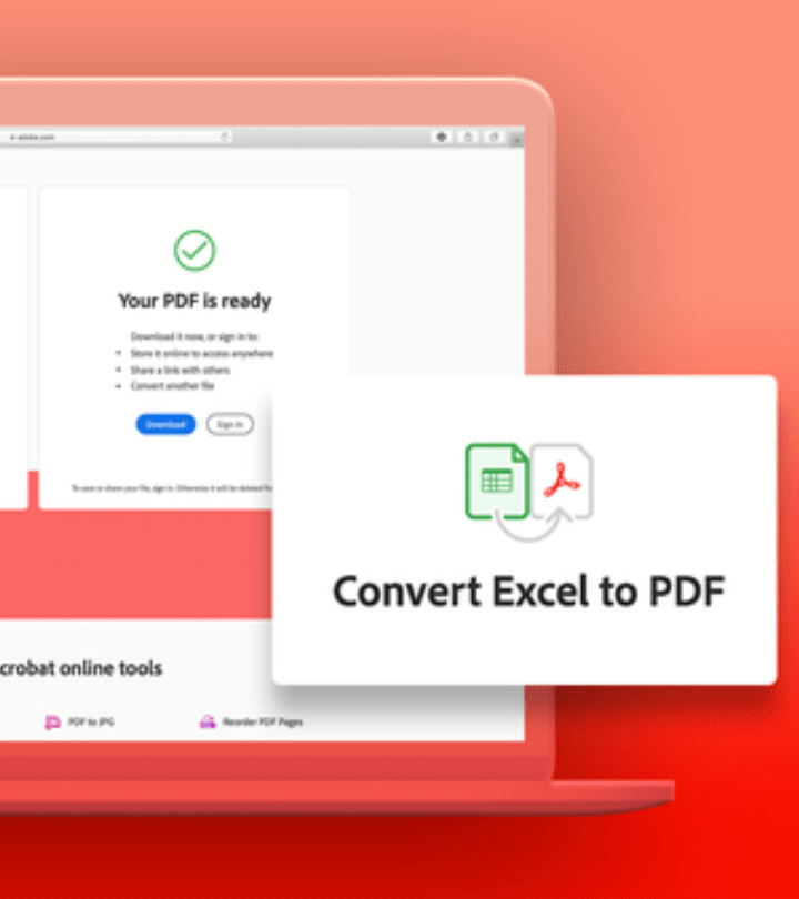 Don't Waste Time! 4 Facts You Need to Convert Excel to PDF